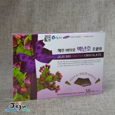 ◆제주바이오 백년초초콜릿228g / 무료배송