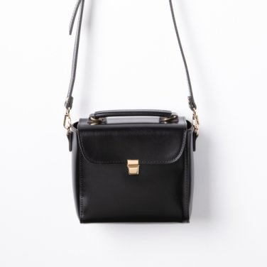 Daisy mini bag (black) - D1005BK