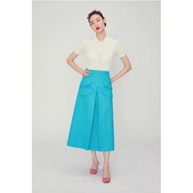 Kyra pocket skirt(FA19MSSK002)