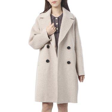 라글란 미디 핸드메이드 코트 PJ4HC085
