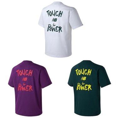 남여공용 캠페인팩 등판레터 티셔츠(NBNE922033)