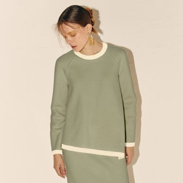 Cotee Panel Top_Khaki (JC19WTTP02KH)