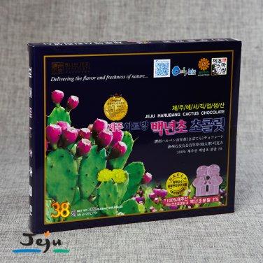 ◆하르방 백년초초콜릿 228g(38개입) / 무료배송