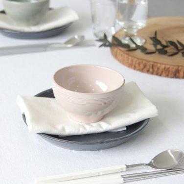 [윤도자기] 모던 한식 플레이팅 그릇 - 공기 (5컬러택1)