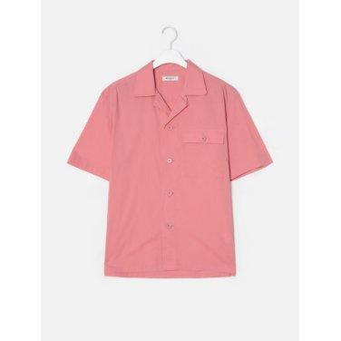 19SS  핑크 오버사이즈 오픈 칼라 셔츠(BC9465C22X)