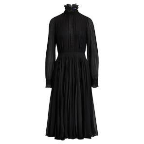 폴로 랄프 로렌 플리츠 조젯 드레스(WMPODRSN6810087B10)