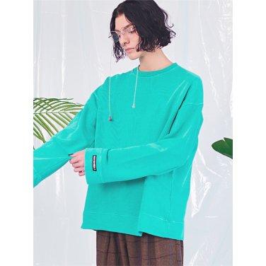 [홀리넘버7] Worthing sweat shirt_GR_M