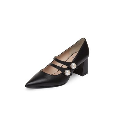 Jeni pumps(black) DG1BX20009BLK
