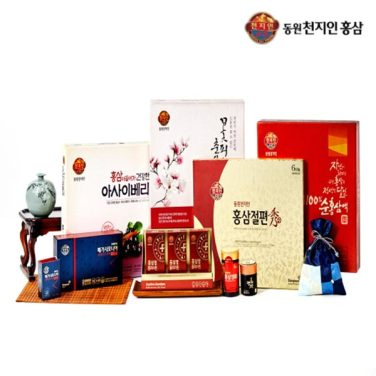 [천지인] 메가사포니아/홍삼정外 할인상품 모음전!