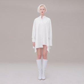 Detail shirt 003 White