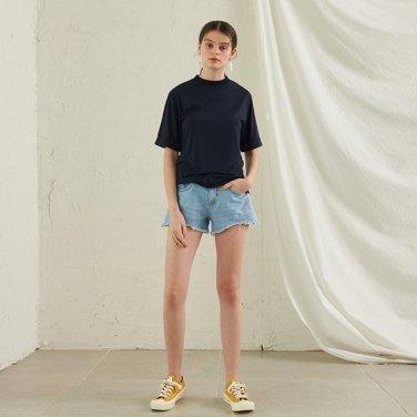 Urban Washing Short Pants _ Light Blue