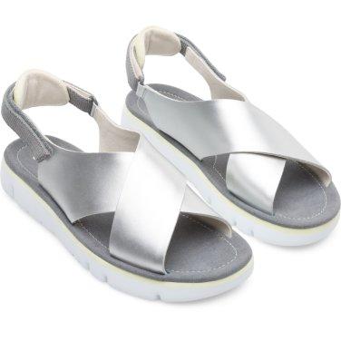 여성샌달로우 Oruga Sandal K200157-018