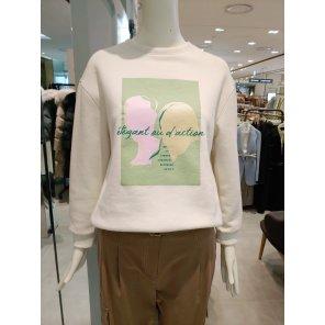 프린팅 맨투맨 티셔츠 Z201PSM106