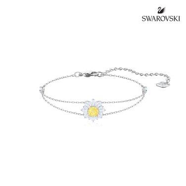 [스와로브스키] Sunshine 로듐 브레이슬릿 5459594