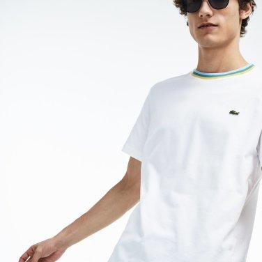 [엘롯데] 남성 요꼬 라운드 반팔 티셔츠 LCST TH4247-19B001