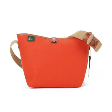 BRADY BAGS Kinross Mini Burnt Orange