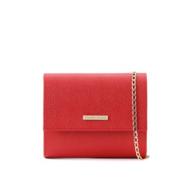 marigold cross bag (red) - D1014RE