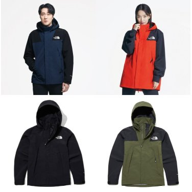 EL1 NEW MOUNTAIN JACKET [NJ2HL09] 뉴 마운틴 자켓
