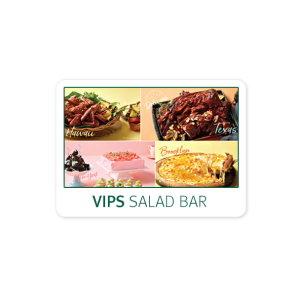 (VIPS) [1인]평일 런치 샐러드바 1인