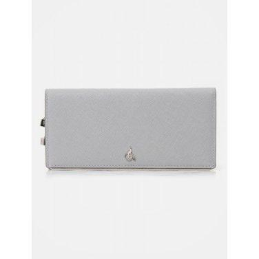 루시 2단 장지갑 - Grey (BE01A4T023)