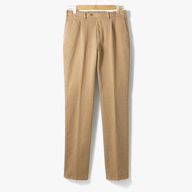 [TBRM]CLASSIC COTTON PANTS (WASHED) BEIGE/TB92M30003A24
