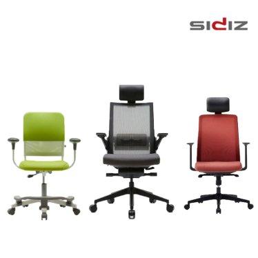 [시디즈] 앉아있을때도 시디즈로 허리를 건강하게♥