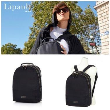 백팩 P7969001 블랙 BUSINESS AVENUE 가벼운 여성 쁘띠 가죽 클래식 가방