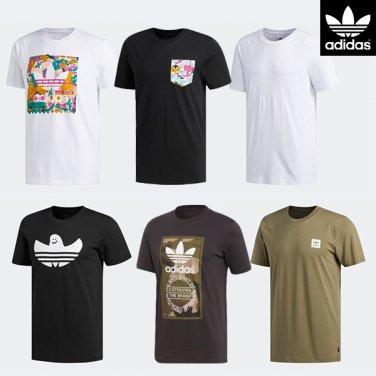 더운여름 티한장으로 패션완성 인기티셔츠 14종 택1 (DU8362 DU8340 DX4205 DU8359)
