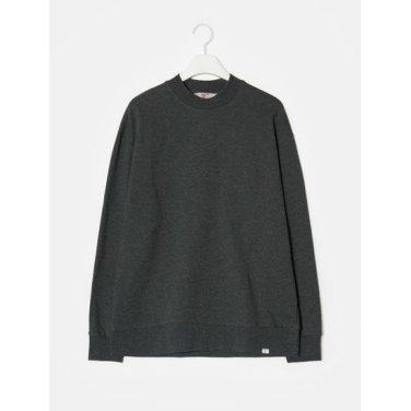 남성 [LAB8] 애쉬 베이직 오버사이즈 스웨트 셔츠 (458841TY14)