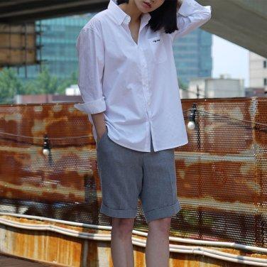 City Worker Shirts(White) (P00036)