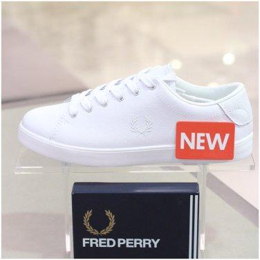 FRED PERRY Lottie Leather(100)로티 레더SFPF1834180-100_EL