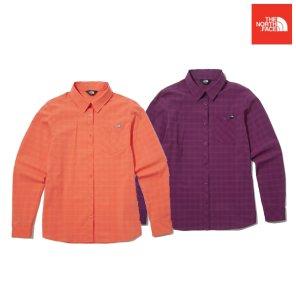 [노스페이스]NH8LL30 여성 기능성 셔츠 마이너스 테크 긴팔 셔츠