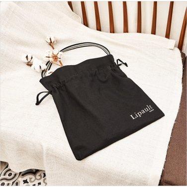 에코백 AZ001034 블랙 버킷 에코백 포인트 스트랩 ECO Bag