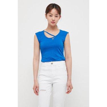 체인장식 나시 티셔츠 EK2CV566
