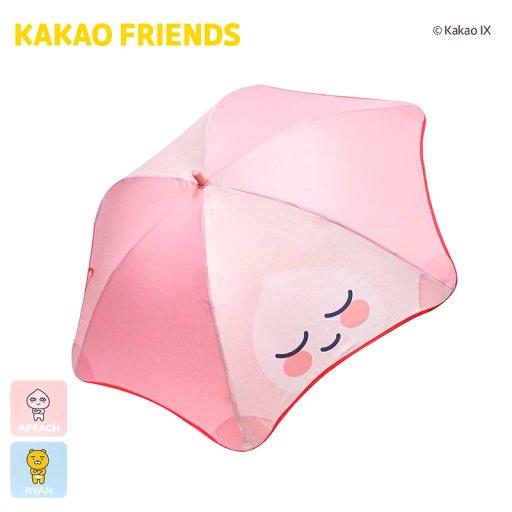 카카오프렌즈 60 블루밍어썸 장우산 HUKTU10024