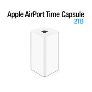 애플 에어포트 타임캡슐[2TB] ME177KH/A