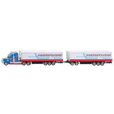 [시쿠] 로드 트레인 트럭