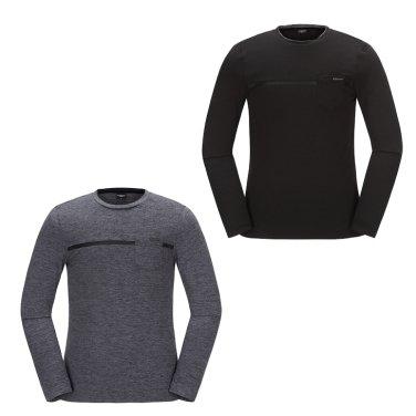 RANDO (란도) 남성 라운드 티셔츠  / 긴팔티 (DMU17281)