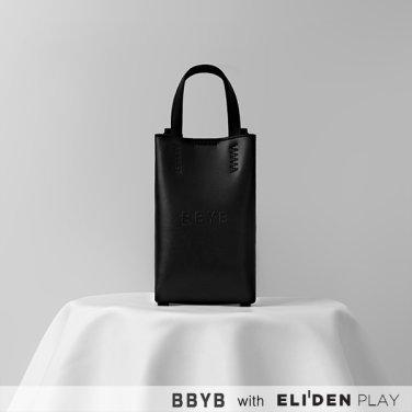 [비비와이비] BBYB BRUNI Micro Mini Bag (Jade Black) (09I3210BCK)