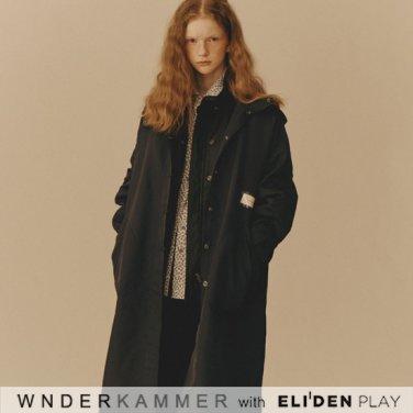 [분더캄머:WNDERKAMMER] Wind Long Jumper_Charcoal (WK9F8-WLJP010)