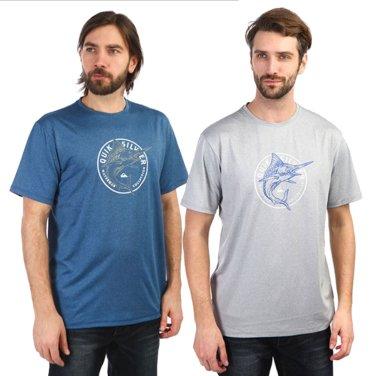 남성 UPF50+ 반팔 래쉬가드 티셔츠 Q921RE339