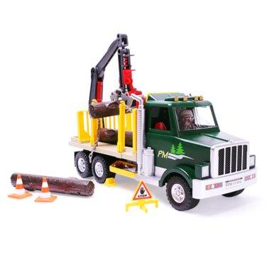 벌목 트럭-PM9115