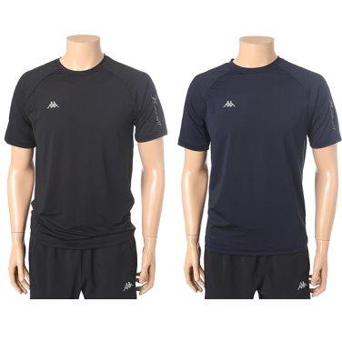 남성용 변형없고 시원한 기능성 티셔츠 KKRS282MO