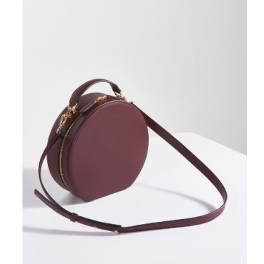 MERKEN Circle Bag - Cuprite Red(MER17)