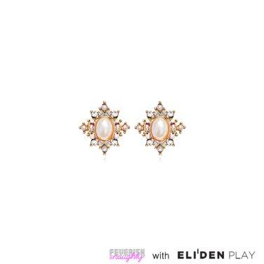 [피버리쉬앤너티] ROYALMATIC STAR EARRINGS-GOLD (RM1E6)