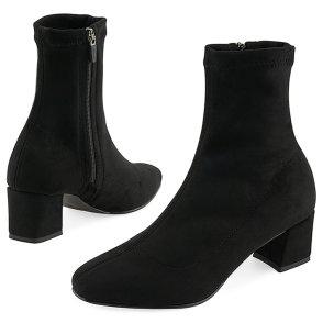 삭스부츠 MF9058 Retro socks boots 블랙