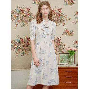 [일루스트리스일루전] GW FLOWER DRESS