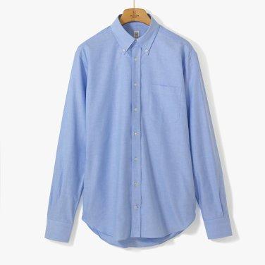 [TBRM]CLASSIC DRESS B.D SHIRT (SOLID 1) SKY BLUE/TB92M40007A83