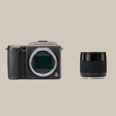 [반도][예약판매] Hasselblad X1D II 50c + XCD 3,5/45mm 핫셀블라드 (X1D mark2,X1D2)
