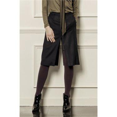 [까이에] Mid cut skirt-pants